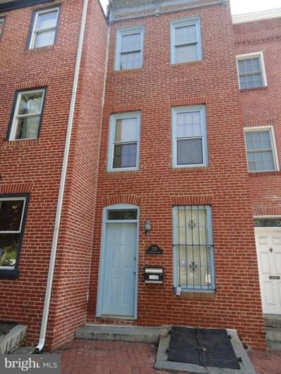 229 S Fremont Avenue, Baltimore, MD 21230 - #: MDBA479232