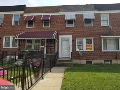 3622 Dudley Avenue, Baltimore, MD 21213 - #: MDBA479238
