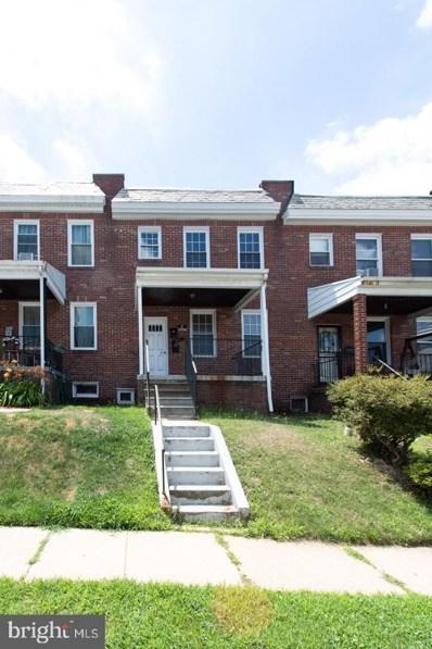 3509 Lyndale Avenue, Baltimore, MD 21213 - #: MDBA479288