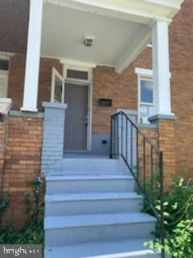 1505 Montpelier Street, Baltimore, MD 21218 - #: MDBA479422