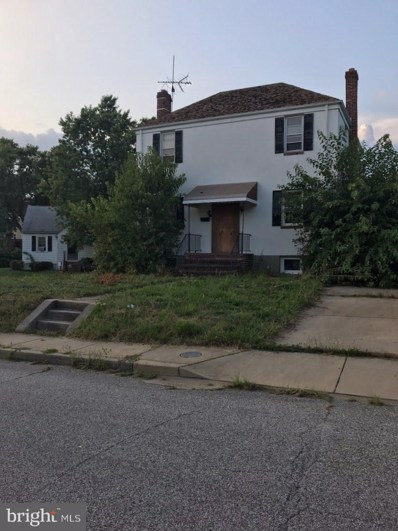 2800 Roselawn Avenue, Baltimore, MD 21214 - #: MDBA479528