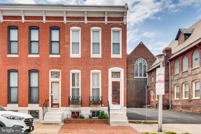 1312 Patapsco Street, Baltimore, MD 21230 - #: MDBA479552