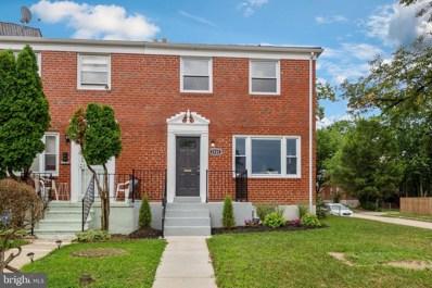 1131 Sherwood Avenue, Baltimore, MD 21239 - #: MDBA479574