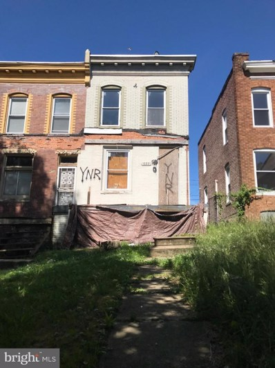 622 Denison Street, Baltimore, MD 21229 - #: MDBA479594