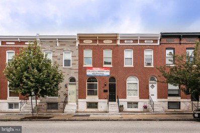 117 S East Avenue, Baltimore, MD 21224 - #: MDBA479598