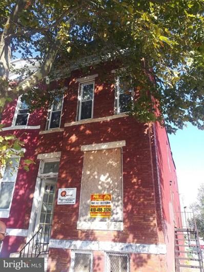 27 S Payson Street, Baltimore, MD 21223 - #: MDBA479630