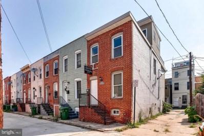 1737 Olive Street, Baltimore, MD 21230 - #: MDBA479650