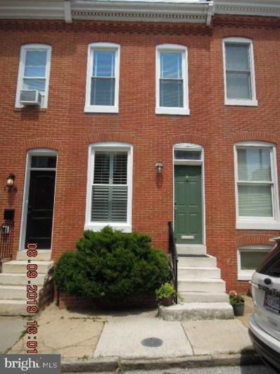 128 E Ostend Street, Baltimore, MD 21230 - #: MDBA479700