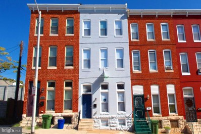 1602 E Biddle Street, Baltimore, MD 21213 - #: MDBA479704