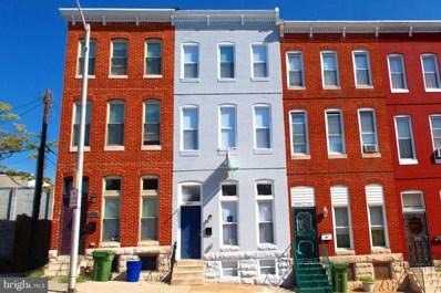 1602 E Biddle Street, Baltimore, MD 21213 - #: MDBA479704