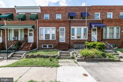 316 Drew Street, Baltimore, MD 21224 - #: MDBA479734