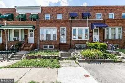 316 Drew Street, Baltimore, MD 21224 - #: MDBA479734