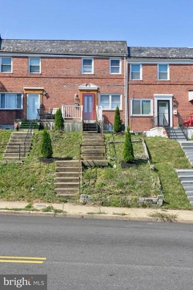 1006 Cooks Lane, Baltimore, MD 21229 - #: MDBA479796