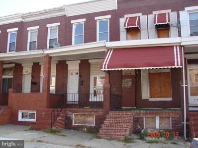 431 N Robinson Street, Baltimore, MD 21224 - #: MDBA479810