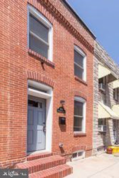 1614 Marshall Street, Baltimore, MD 21230 - #: MDBA479822