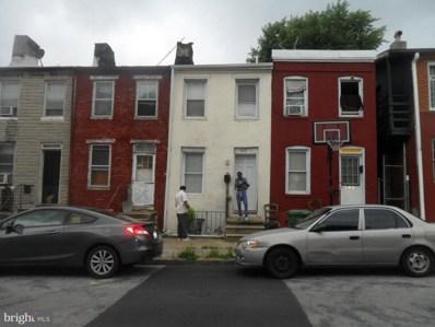 104 S Carey Street S, Baltimore, MD 21223 - #: MDBA479850