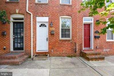 3013 Hudson Street, Baltimore, MD 21224 - #: MDBA479854