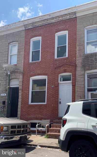 220 N Rose Street, Baltimore, MD 21224 - #: MDBA479860