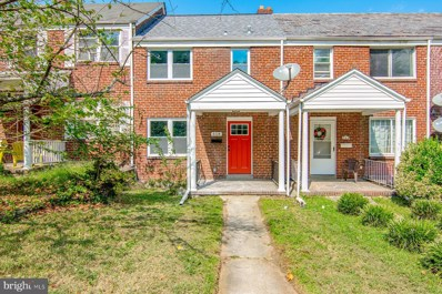 318 E Belvedere Avenue, Baltimore, MD 21212 - #: MDBA479882