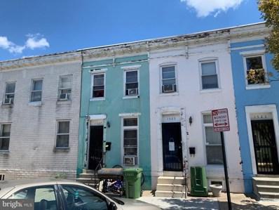 1527 N Stricker Street, Baltimore, MD 21217 - #: MDBA479884
