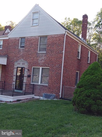 4508 Pen Lucy Road, Baltimore, MD 21229 - #: MDBA479902