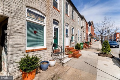 2216 Eastern Avenue, Baltimore, MD 21231 - MLS#: MDBA479922