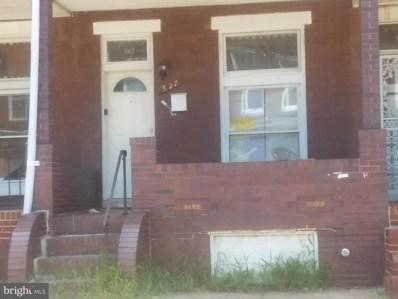 527 N Potomac Street, Baltimore, MD 21205 - #: MDBA479934
