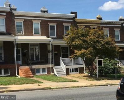 4336 Falls Road, Baltimore, MD 21211 - #: MDBA479952