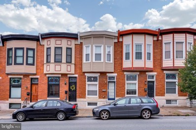 724 S Linwood Avenue, Baltimore, MD 21224 - #: MDBA479960