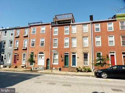 1248 Riverside Avenue, Baltimore, MD 21230 - #: MDBA480012
