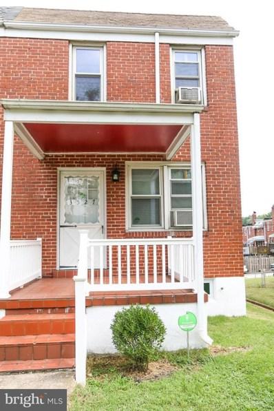 3527 Wilkens Avenue, Baltimore, MD 21229 - #: MDBA480024
