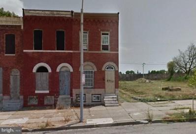 1731 N Milton Avenue, Baltimore, MD 21213 - #: MDBA480044