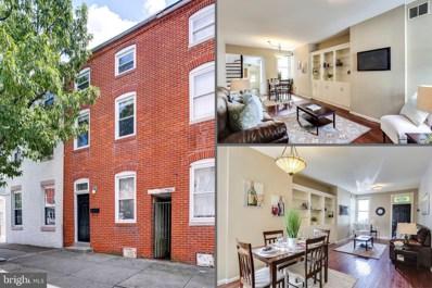 1935 Gough Street, Baltimore, MD 21231 - MLS#: MDBA480048