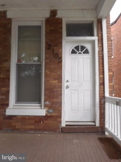 2105 Mount Holly Street, Baltimore, MD 21216 - #: MDBA480102