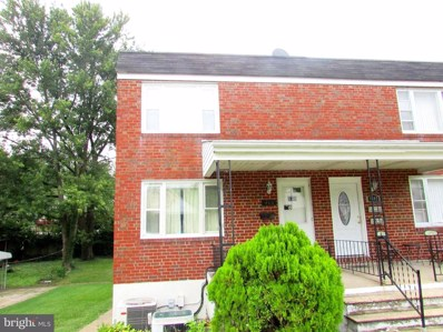 4611 Parkwood Avenue, Baltimore, MD 21206 - #: MDBA480140