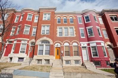 1834 W Baltimore Street, Baltimore, MD 21223 - #: MDBA480158