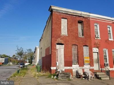 1700 N Milton Avenue, Baltimore, MD 21213 - #: MDBA480162