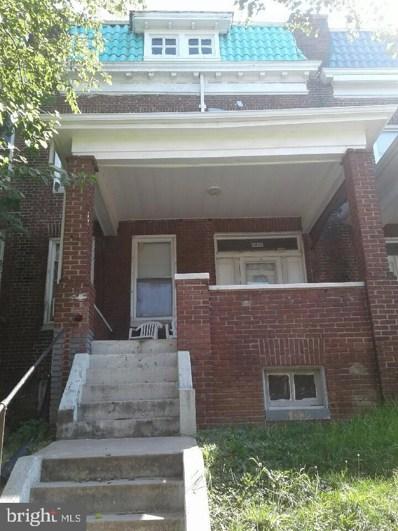 3507 Reisterstown Road, Baltimore, MD 21215 - #: MDBA480182