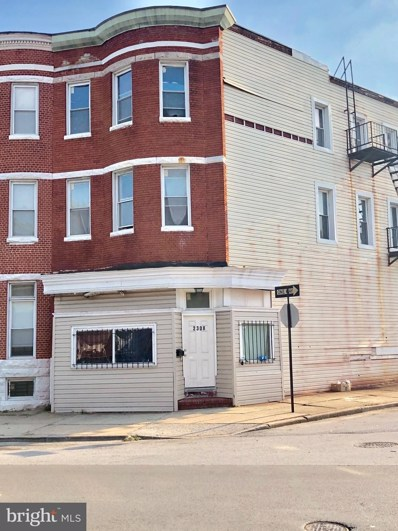 2308 McCulloh Street, Baltimore, MD 21217 - MLS#: MDBA480194