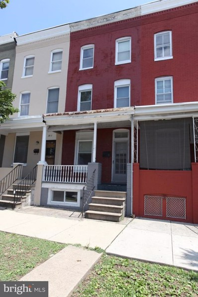 2815 Hampden Avenue, Baltimore, MD 21211 - #: MDBA480202