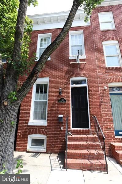 1123 Battery Avenue, Baltimore, MD 21230 - #: MDBA480222