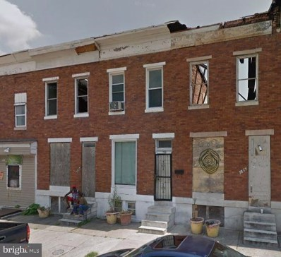 1857 N Collington Avenue, Baltimore, MD 21213 - #: MDBA480224