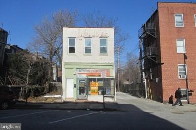 414 Wilson Street, Baltimore, MD 21217 - #: MDBA480228