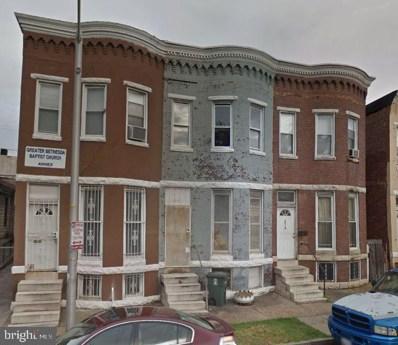 2012 N Fulton Avenue, Baltimore, MD 21217 - #: MDBA480230
