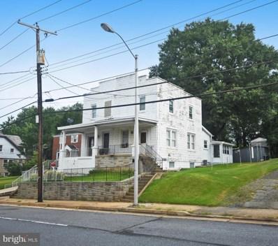 4614 Moravia Road, Baltimore, MD 21206 - #: MDBA480232