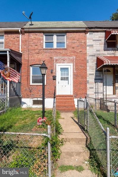 3720 Saint Victor Street, Baltimore, MD 21225 - #: MDBA480260