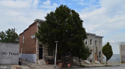 2602 Jefferson Street, Baltimore, MD 21205 - #: MDBA480272