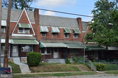 3338 W Caton Avenue, Baltimore, MD 21229 - #: MDBA480276