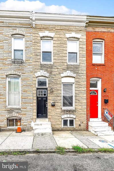 132 N Belnord Avenue, Baltimore, MD 21224 - #: MDBA480300