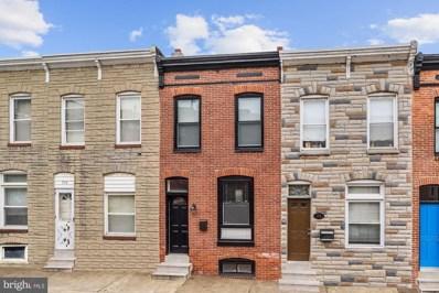 514 S Bouldin Street, Baltimore, MD 21224 - #: MDBA480332